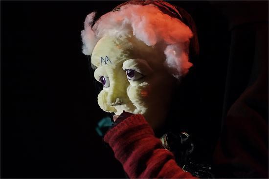 Tifa /Conteuse marionnette ©JPMillet